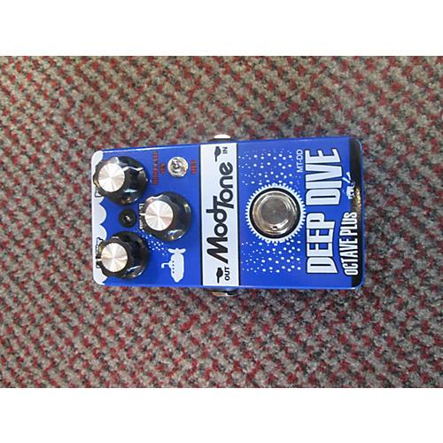 Modtone MTDD Deep Dive Octave Plus Effect Pedal-thumbnail