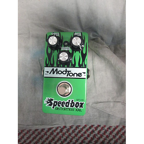Modtone MTDS Speedbox Distortion Effect Pedal