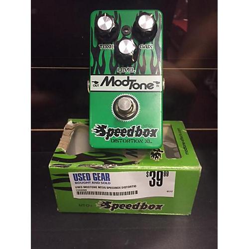 Modtone MTDS Speedbox Distortion Effect Pedal-thumbnail