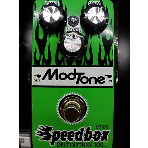 Modtone MTDS Speedbox Distortion Effect Pedal-thumbnail