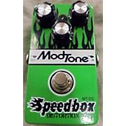 Modtone MTDS Speedbox Distortion Effect Pedal