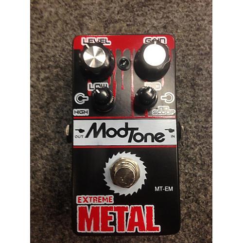 Modtone MTEM Extreme Metal Effect Pedal