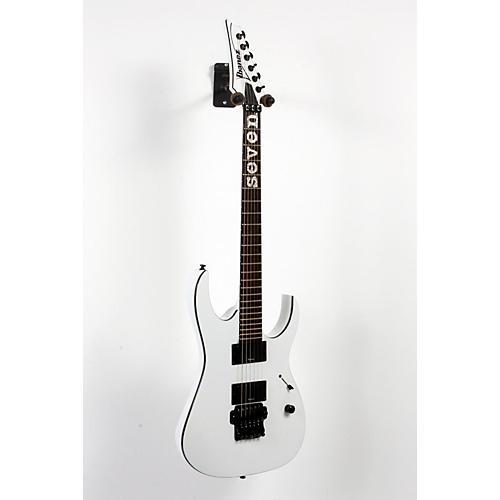 Ibanez MTM20 Mick Thomson Signature Series Electric Guitar White 888365396798-thumbnail