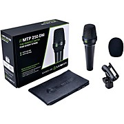 Lewitt Audio Microphones MTP 240 DMs Cardioid Dynamic Microphone with On/Off Switch
