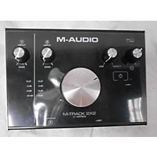 M-Audio MTRACK 2X2M Audio Interface