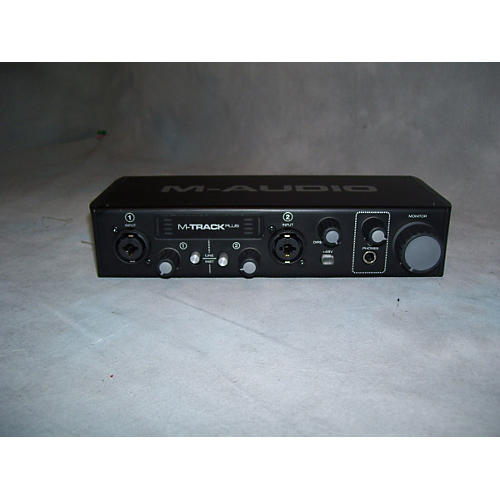M-Audio MTRACK PLUS Audio Interface-thumbnail
