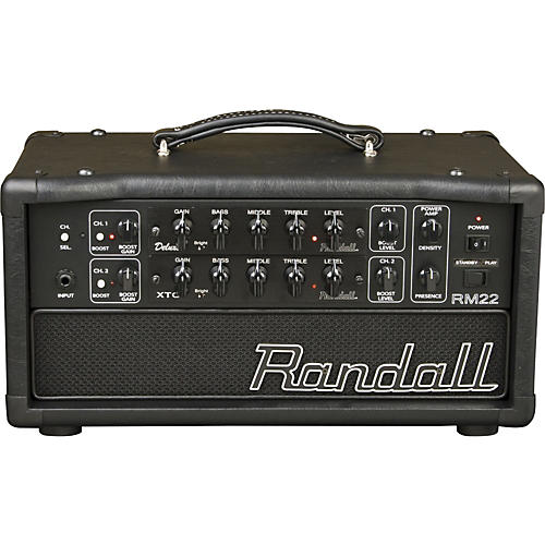 Randall MTS Series RM22HDX 18W Tube Guitar Amp Head