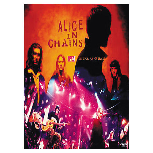 Music CD MTV Unplugged: Alice in Chains (DVD)