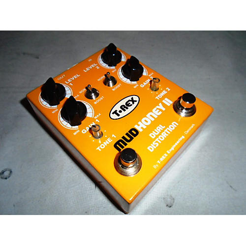 T-Rex Engineering MUDHONEY II Effect Pedal