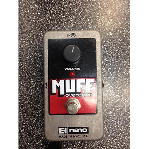 In Store Used MUFF Effect Pedal