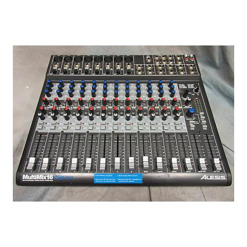 Alesis MULITMIX 16 USB Digital Mixer