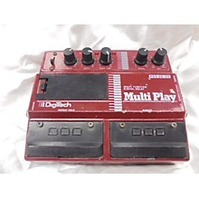 Digitech MULTI PLAY PDS 20/20 Effect Pedal