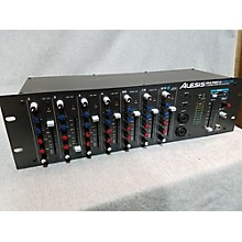 Alesis MULTIMIX10 WIRELESS CHANNEL MIXER W/BLUETOOTH Unpowered Mixer
