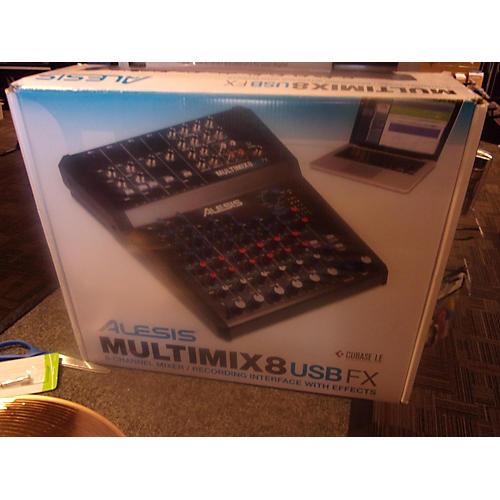 Alesis MULTIMIX8 Digital Mixer