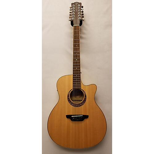 Luna Guitars MUS GAC 12 12 String Acoustic Electric Guitar