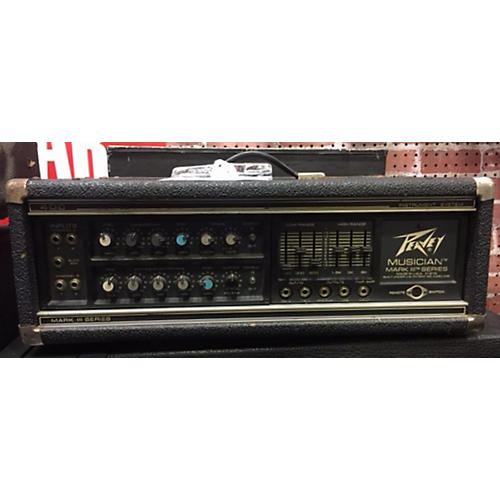 Peavey MUSICIAN 400 SERIES Solid State Guitar Amp Head-thumbnail
