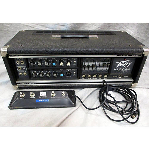 Peavey MUSICIAN MARK III Solid State Guitar Amp Head-thumbnail