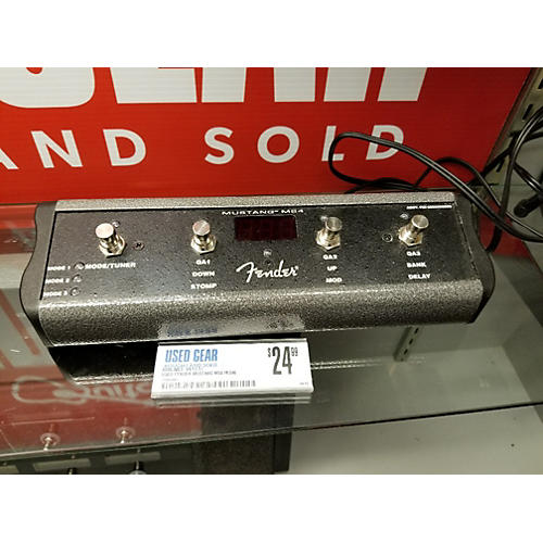 Fender MUSTANG MS4 Pedal