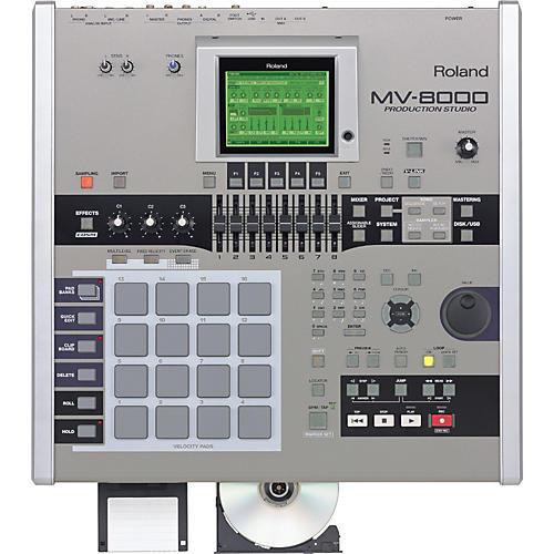 Roland MV-8000 Production Studio