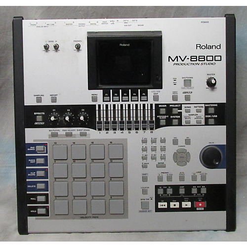 Roland MV-8800 Production Controller