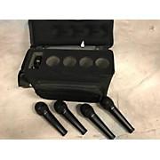 Gear One MV1000 4 PACK MICS Dynamic Microphone