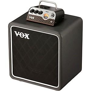 Vox MV50AC 50 Watt Guitar Amp Head and BC108 25 Watt 1x8 Guitar Speaker Cab by Vox