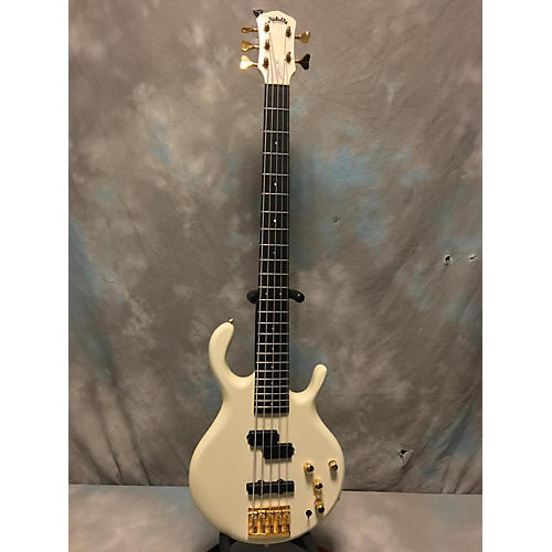 used pedulla mvp5 5 string electric bass guitar pearl white guitar center. Black Bedroom Furniture Sets. Home Design Ideas
