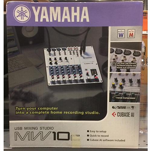 Yamaha MW10C Unpowered Mixer-thumbnail