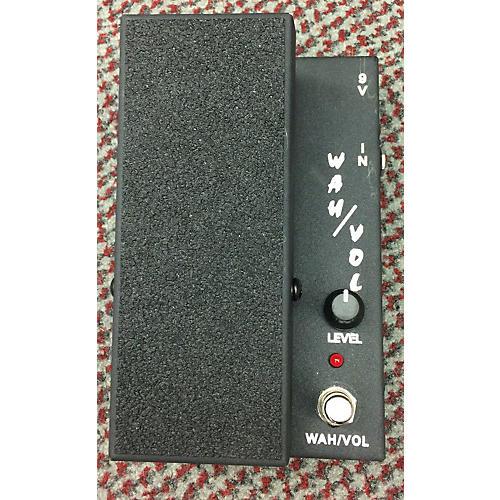 Morley MWV Mini Wah Volume Effect Pedal-thumbnail