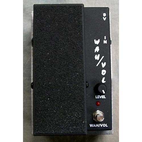 used morley mwv mini wah volume effect pedal guitar center. Black Bedroom Furniture Sets. Home Design Ideas