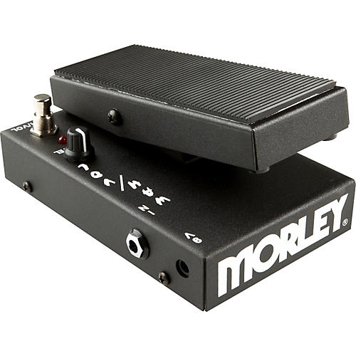 Morley MWV Mini Wah Volume Guitar Effects Pedal