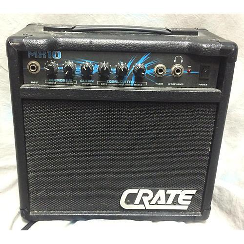 Crate MX 10 Guitar Combo Amp