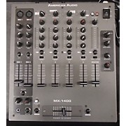 American Audio MX-1400 Powered Mixer