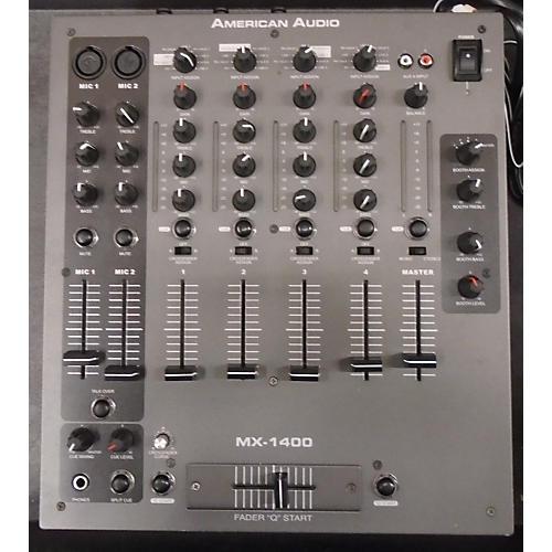 American Audio MX-1400 Powered Mixer-thumbnail