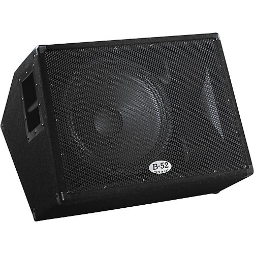 B-52 MX-MN15 15 Inch Two Way Stage Monitor 300 Watts-thumbnail