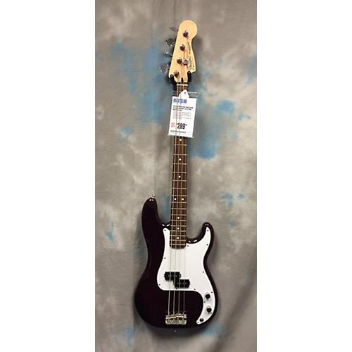 Fender MX PRECISION BASS Burgundy Electric Bass Guitar-thumbnail