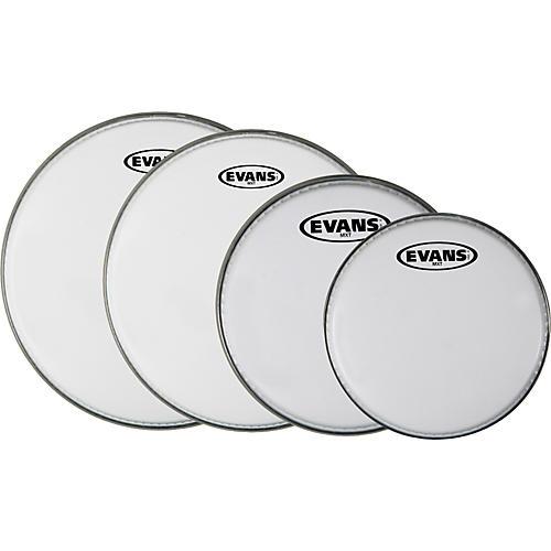 Evans MX White Tenor Drumhead 4-Pack-thumbnail
