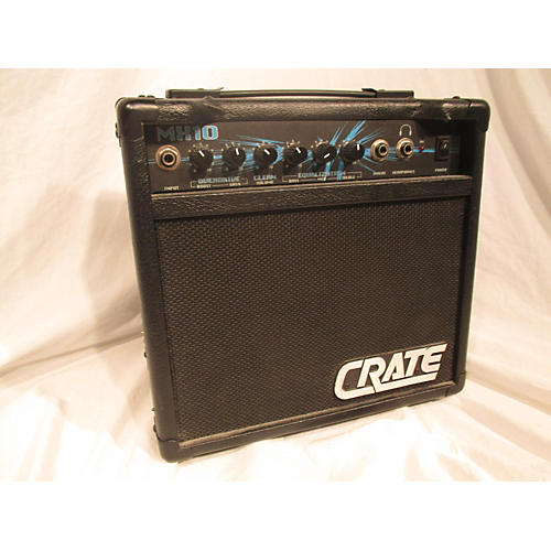 used crate mx10 guitar combo amp guitar center. Black Bedroom Furniture Sets. Home Design Ideas