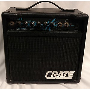 Pre-owned Crate MX10 Guitar Combo Amp by Crate