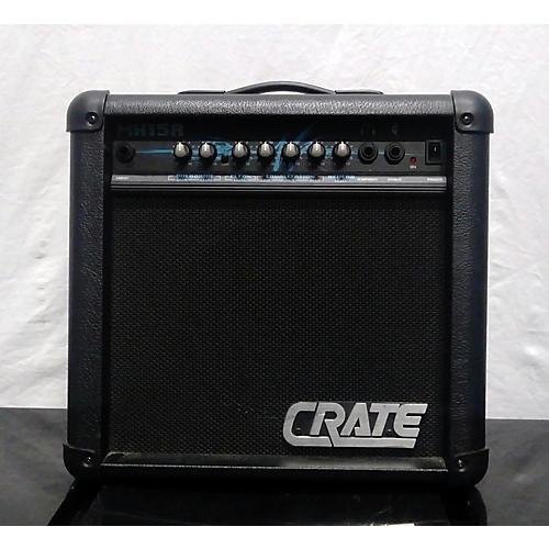 used crate mx15r guitar combo amp guitar center. Black Bedroom Furniture Sets. Home Design Ideas