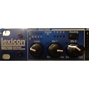 Lexicon MX200 Multi Effects Processor