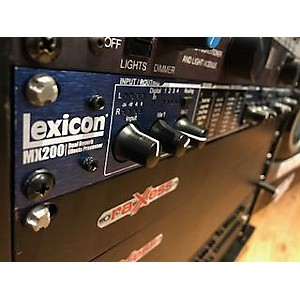 Pre-owned Lexicon MX200 Multi Effects Processor by Lexicon