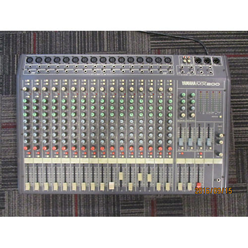 Yamaha MX200 Unpowered Mixer