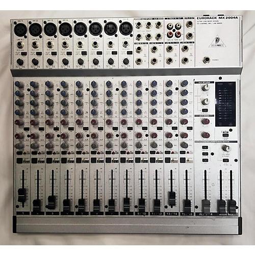 Behringer MX2004A Unpowered Mixer
