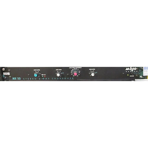 Rane MX22 Power Amp