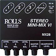 MX28 Mini-Mix VI