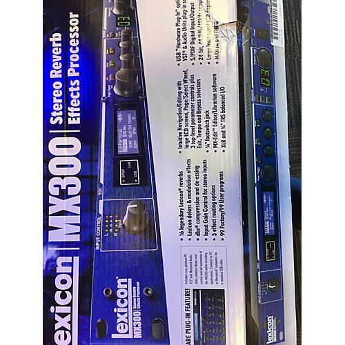 Lexicon MX300 Multi Effects Processor