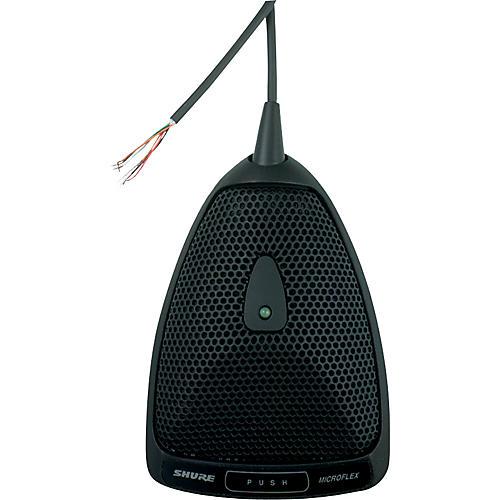 Shure MX392/S Microflex Boundary Microphone  Supercardioid