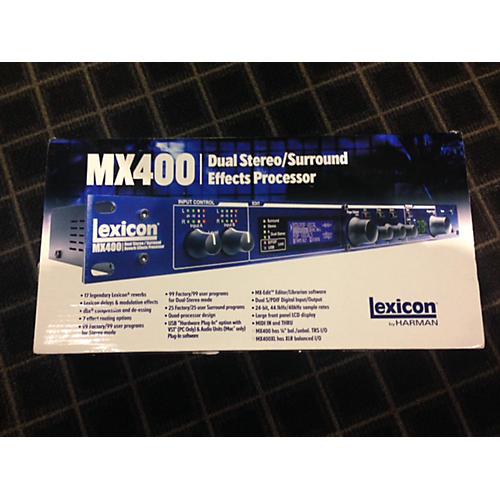 Lexicon MX400 Multi Effects Processor