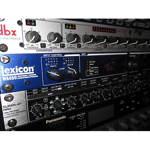 Lexicon MX400 Multi Effects Processor